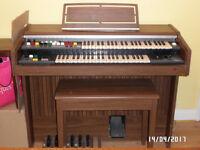 Yamaha BK-5C Electric Organ