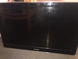 "Samsung 37"" TV"