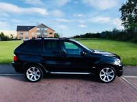 2003 (53) BMW X5 4.6 V8 CARBON BLACK EDTION AUTO / MAY PX OR SWAP