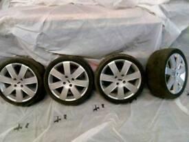 Ford alloys 17 inch