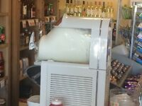 Ugolini minigel ice cream machine, great condition and can be seen working in store