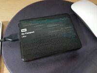 1 Terabyte Portable Hard Drive