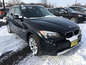 2012 BMW X1 28i, AWD, Leather, Heated Seats, AWD