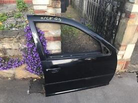 Volkswagen Golf passenger door black