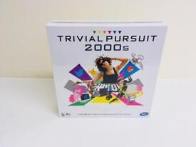 HASBRO TRIVIAL PURSUIT 2000S BOARD GAME SEALED