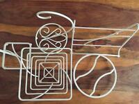 5 piece matching kitchen set