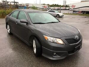 2011 Toyota Camry SE V6 LEATHER SUNROOF Oakville / Halton Region Toronto (GTA) image 7