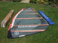 Tushingham Thunderbird III 6.5m windsurfing sail