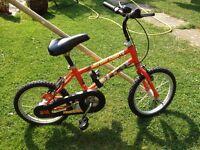 Small Childs Bike