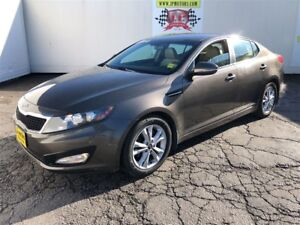 2012 Kia Optima EX, Automatic, Leather, Back Up Camera