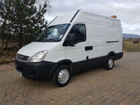 2011 61 Iveco Daily 3500kg High Roof – Very, Very Rare Van, Outstanding Condition