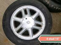 Selection of alloys