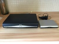 SKY+HD BOX, ROUTER AND SKY BUTTONS