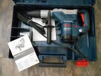 """£315.00 - BOSCH GBH 5-40 DCE 240v 2 function hammer - SDS max – """"Never Used"""""""