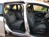 Ford C Max for sale- 12mths MOT/ FSH with Ford/1 Owner from new