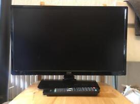 """!!! CHEAP LOGIK 24"""" LED HD TV !!!"""