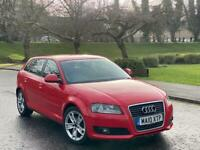 2010 Audi A3 1.6 TDI Sport Full Service History 2 Keys + Not Audi A3 Vw Golf