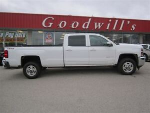 2015 Chevrolet SILVERADO 2500HD LT! CREW! LONG BOX!