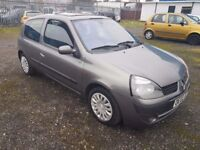 RENAULT CLIO 1.2,,, GOOD CONDITION. EXCELLENT DRIVE.. ( ANY OLD CAR PX WELCOME )