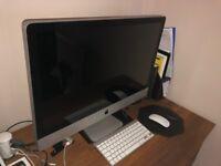 iMac (27 inch mid 2010). Processor 2.93 GHz Intel Core i7.