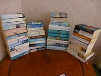 Collection of Books. 46 Novels. Romance / Mystery
