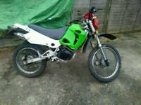 Motorbike scrambler 200cc