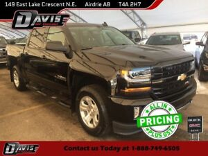 2017 Chevrolet Silverado 1500 HEATED SEATS, TRAILER BRAKE CON...