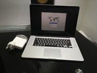Apple MacBook Pro Retina 15.4 Mid-2015 2.5GHz i7 512GB SSD 16GB RAM R9 M370X