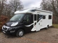 14. Bailey Approach 765 Autograph. 6 Berth. Only 1250 miles !!!!!