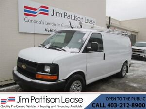 2014 Chevrolet Express 1500 5.3L AWD Fully Up Fitted Cargo Van
