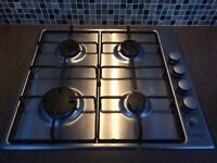 Lamona Howdens built in gas hob
