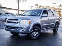 2007 Toyota Sequoia Local Limited 4WD