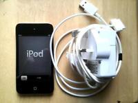 IPOD TOUCH 16 GB Excellent condition hardly used no scratches