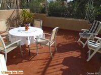Costa Blanca, 2 bed, ground floor apt, English TV, Wi-Fi, sleeps 4 from £225 pw (SM069)