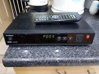 Goodmans freeview + digital recorder no subscription.