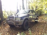 Mitsubishi L200 Pickup truck diesel manual 4wd 4x4 offroad greenlane 2.5td export