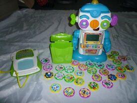 VTech Gadget the Robot + other