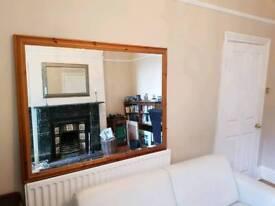 Large Pine Mirror no.2