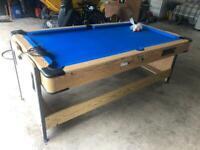 Pool Table/ Air hockey Table