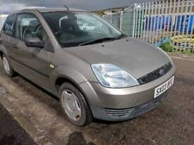 FORD FIESTA 1.2,LOW MILES.