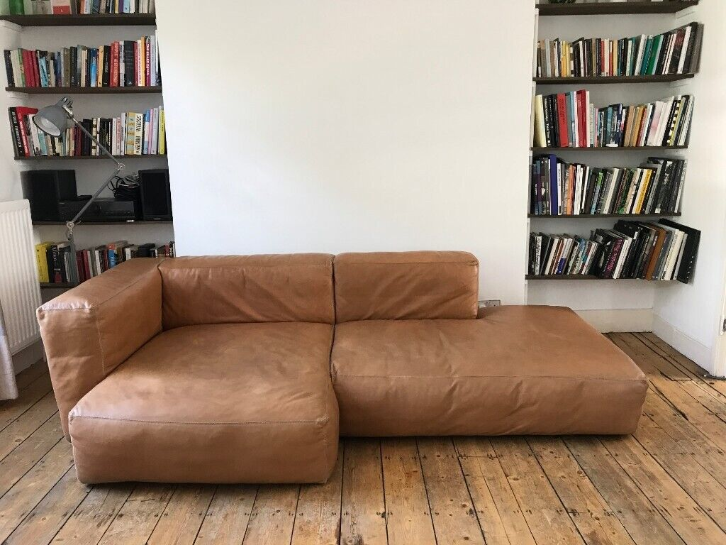 Tremendous Mags Soft Leather Sofa By Hay Denmark Rrp Price For This Sofa Is Around 4 350 In Hackney London Gumtree Bralicious Painted Fabric Chair Ideas Braliciousco