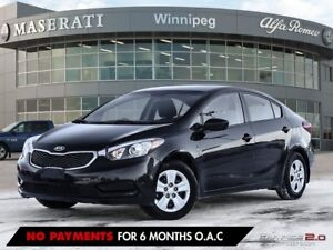 2016 Kia Forte LX: ACCIDENT FREE, ONE OWNER!