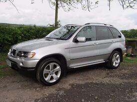 bmw x5 3lt diesel very good all round condition 1 yrs mot no advisories px impreza or similar