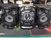Samsung MX-J630 Giga Sound Blast