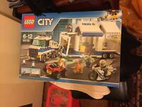 City Police Lego 60139
