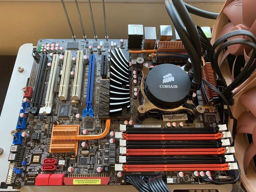 Asus P6TD Deluxe (x58) & Xeon X5650 (6C/12T) CPU | in Street, Somerset |  Gumtree