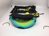 Kids Skiing Goggles For Snowboard Jet Snow - For Boys Girls Childrens Junior Childs Teen