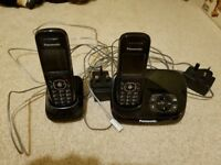 PANASONIC CORDLESS LANDLINE PHONES