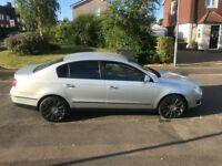 wv passat 2.0 diesel automatic,good condition new gearbox new tires,new AC compresor.19alloy wheels