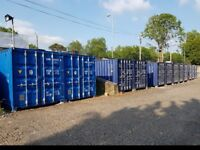 Brand New Self Storage Facility in Meopham Train Station, Secure & Dry 20ft by 8ft Containers